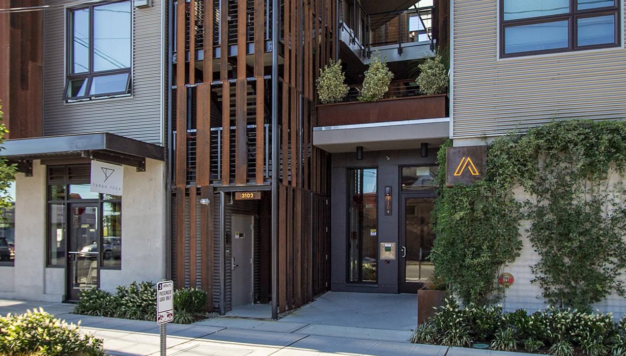 Atrium Apartments